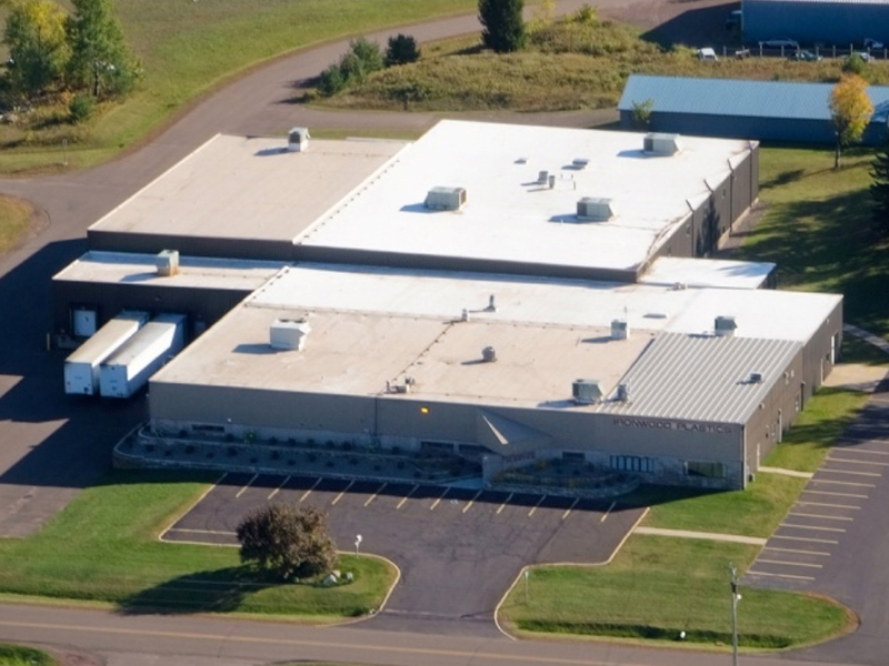 1996: Ironwood Expansion – 59,000 square feet total