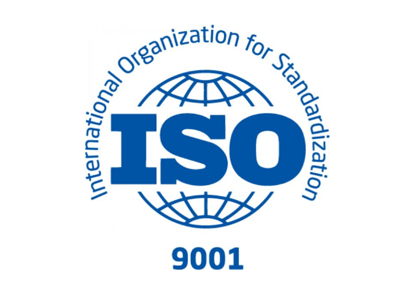 1998: ISO Certification