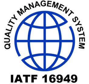 2018: IATF 16949 Certification received